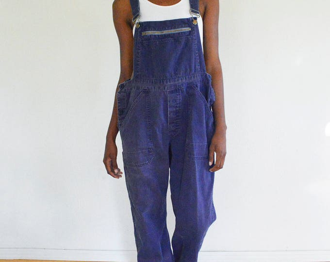 1940s French Workwear Overalls
