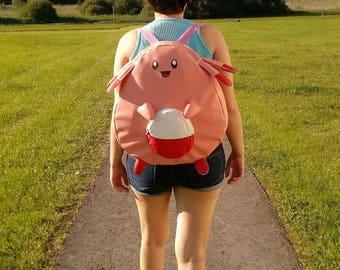Chansey Pokemon Backpack