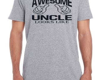 pregnancy announcement, uncle gift, uncle to be, new uncle, reveal to uncle, baby announcement, uncle birthday, AWESOME UNCLE