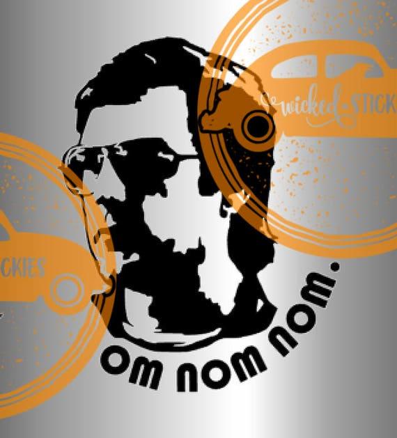 Jeffrey Dahmer Instant Pot Decal Om Nom Nom