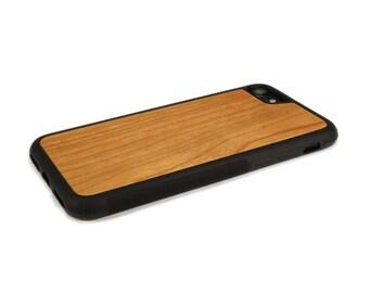 iPhone 7 Case Wood Cherry, Wood iPhone 7 Case, iPhone 7 Wood Case