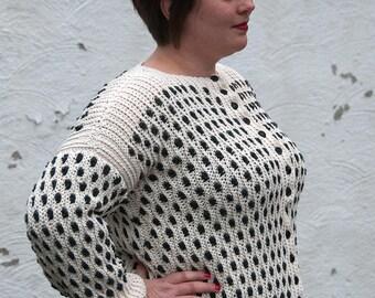 CROCHET PATTERN - Sidus Cardigan Crochet Pattern - PDF Crochet Pattern