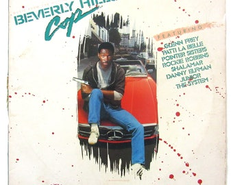 Music From The Motion Picture Soundtrack - Beverly Hills Cop - Vinyl LP Record