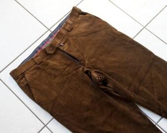 Pants vintage corduroy FFI