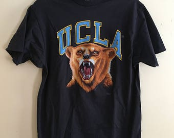 Retro 1989 UCLA Bruins Graphic T-Shirt