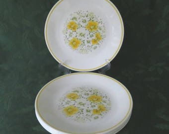 Corelle, April, Luncheon Plates