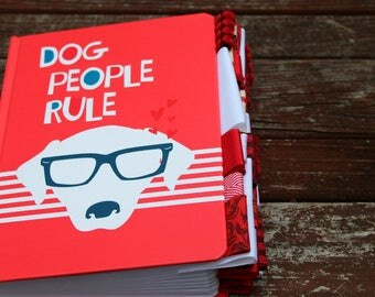 Dog People Rule Altered Journal
