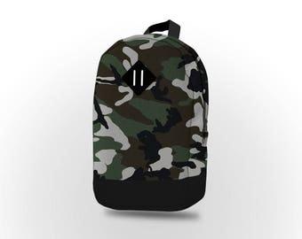Camo Backpack Kids