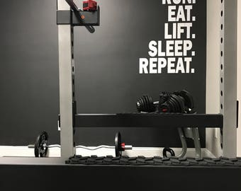 motivational wall decals for gym
