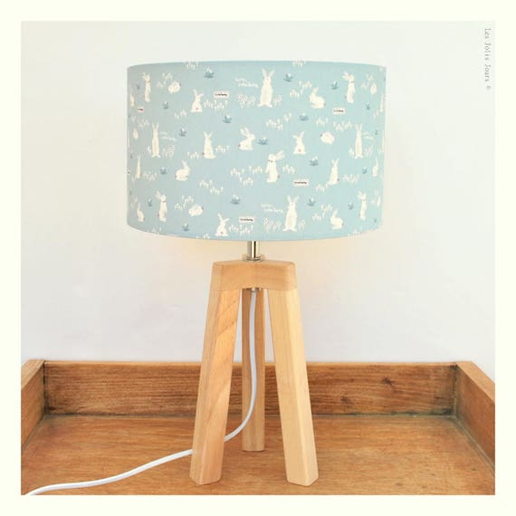 BUNNY tripod lamp
