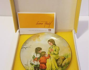 Vintage Mother's Day Plate-Spring Delight Series by G. Ranck Sango