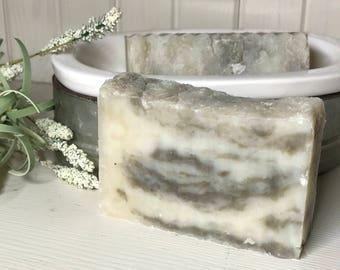 Shea & Clay Natural Handmade soap
