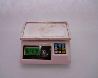 Miniature Food Scale