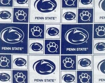 Penn State Dog Bandana | Pet Bandana | Over the Collar