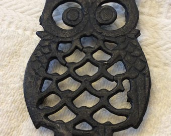 Wrought iron trivets