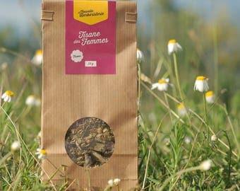 Herbal tea for women