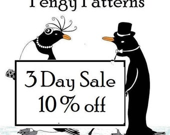 3 Day Sale  10% off   ***No Coupon Code Needed**