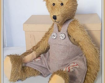 Malko bear collection for vintage and retro styles by a world ' bear