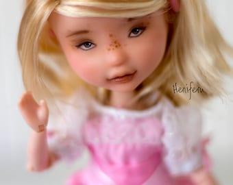 OOak Hello Kitty doll Dasha -- By Heniferu