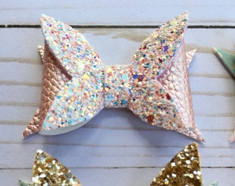 Fairy Bow, Butterfly bow, Girls Bow, Baby Bow
