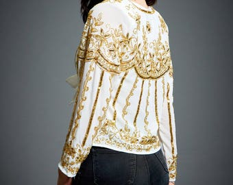 Sequin Evening Jackets for Women