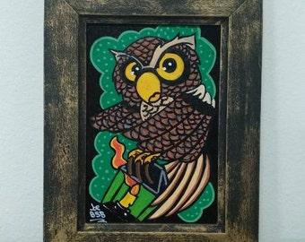 Owl Frame