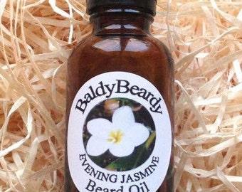 Beard oil - 30ml / 1oz bottles. Beard conditioning, hydration and nourishing oils for soft, strong, shiny, healthy beard growth, BaldyBeardy