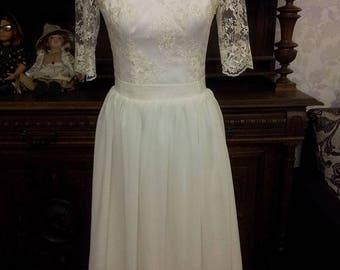 Vintage Hochzeitskleider - elementar I moderne