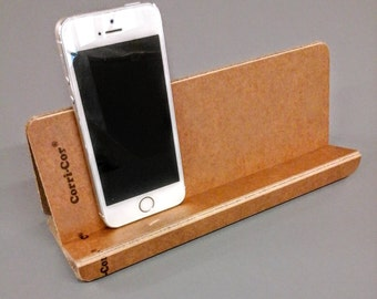 Phone Stand - Tablet Stand - Device Stand - Desk Tidy - Table Tidy - Charging Station - 100% Recyclable Eco Friendly