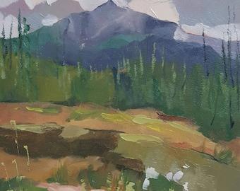 Oil Painting Landscape