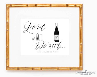 INSTANT DOWNLOAD|Digital quote|Digitil wall art|Printable Wall Art|Instant download art|8x10 wine humor wall art|printable|instant quote art
