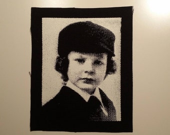 Damien patch The Omen 666 classic horror