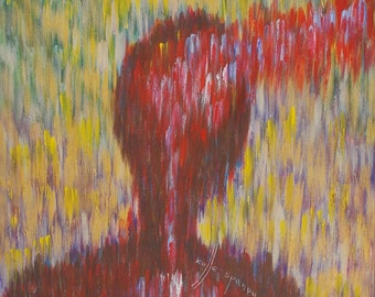 Painting, Abstract painting, Wall Art, Abstract Art, Acrylic painting, Original Painting, Modern Art, Expressionist Painting, Spiritual Art