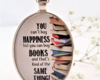 Happiness Books Quote