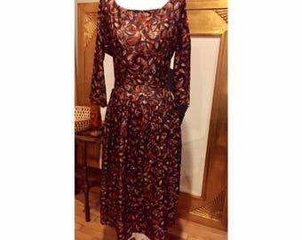 Vintage 50's Kerrybrooke Dress