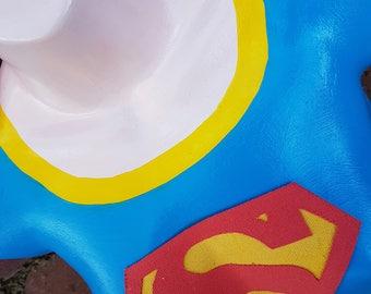 Supergirl Crop Torso Mannequin