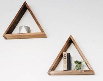 Triangle Shelves (2)