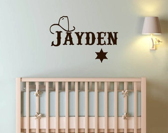 Custom Name Vinyl Decal | Home, Bedroom, Wall Art, Children's Lettering Decals 22x15 | 40+ Colors Available to Choose From! Quick Ship!