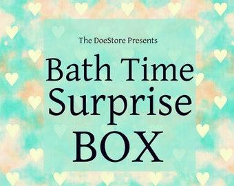 Bath Time Surprise Box SALE