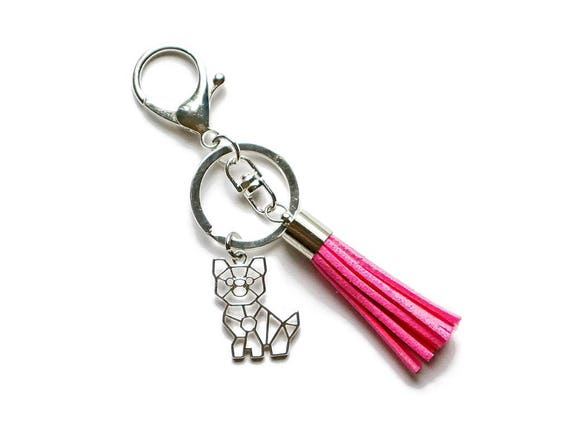 Cat keyring, Cat keychain, Mom keychain, Keychain gift, Mom gift, Sister gifts, Best friend gift, Cat gift, Sister in law gift, Cat lover