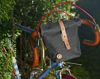 "bicycle bag / handlebar bag ""Big Tex"""