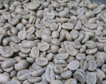 Green Coffee Beans - Colombia - La Cabaña - Organic - RFA - SMBC - Unroasted - 3-25 lbs