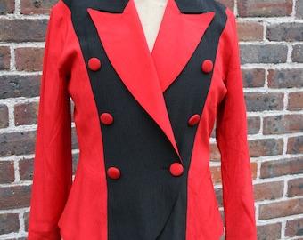Vintage 80s Berkatex Tailored Jacket