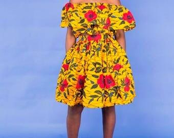 Molly Midi Skirt