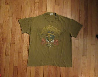 Vintage '94 The Eagles Hell Freezes Over World Tour shirt sz XL classic rock concert
