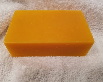 CITRUS LAVENDER Essential Oils Soap - All Natural Cold Process Bar Soap