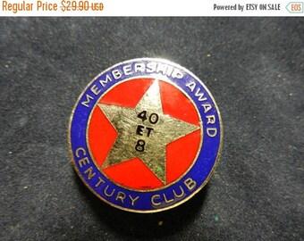 Inventory Sale Vintage Post WW1 40/8 American Legion Award Badge