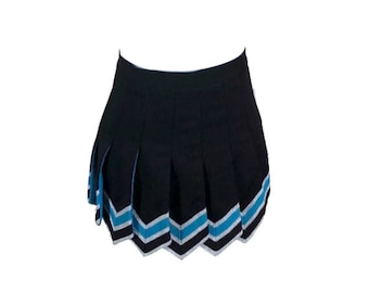 Cheerleader skirt etsy for Cheerleading arts and crafts