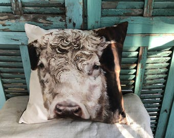 COW CUSHION / PILLOW