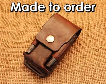 Edc pouch leatherman wave, surge, wingman made to order